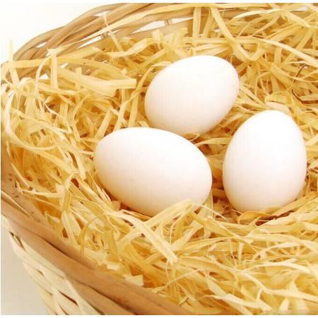 巴根草牌    林间散养  无公害   生态土鸡蛋  40枚  珍珠棉包装