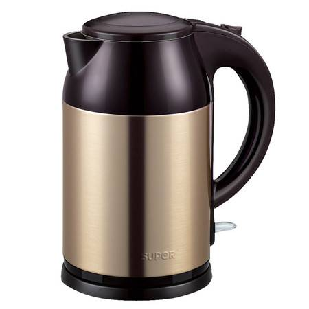 苏泊尔/SUPOR SWF18S09A电水壶不锈钢304食品级电热水壶烧水家用