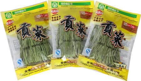 义门贡菜苔干出口品质 组合装(100g*10袋) ¥120包邮