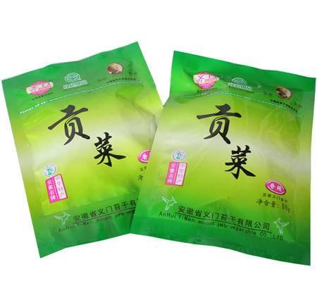 贡菜苔干香辣味80G*10袋