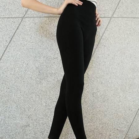 贝龙羊绒 春季新款 女士无缝羊绒裤 超保暖毛裤打底羊毛裤 85012