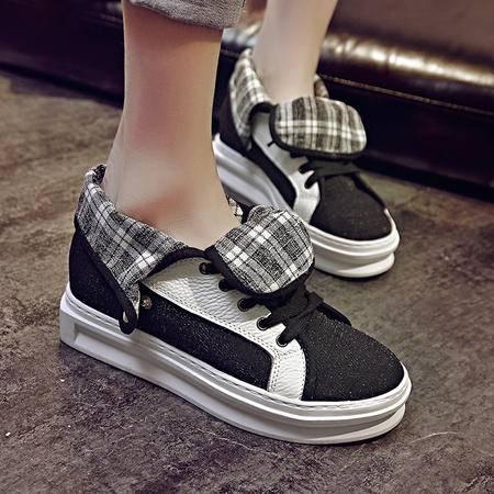 玛丽兰夏季休闲鞋平底圆头单鞋