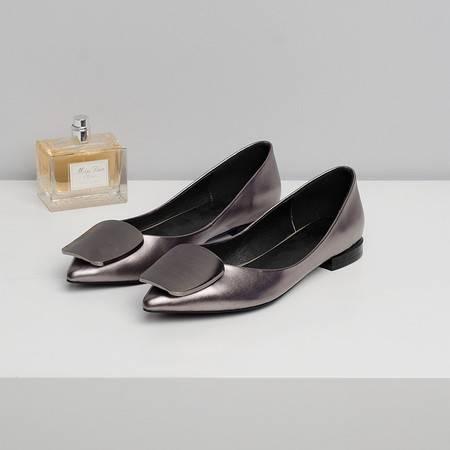 玛丽兰夏季单鞋浅口欧美时尚女鞋