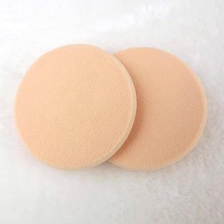 Mikimini  圆形干湿两用粉扑  方形干湿两用粉扑 (2个装)