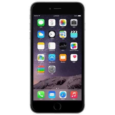 苹果(Apple)iPhone 6 Plus (A1593) 16GB 深空灰色 移动4G手机