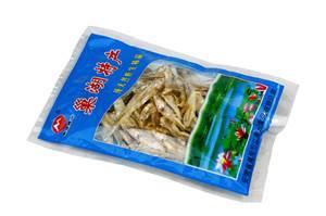 巢湖馆农家土特产水产干货80g 纯天然野生凤尾鱼干精品实惠包装