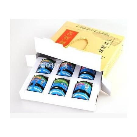 安徽土特产 巢湖水产 精品鲜辣酱 礼盒装 180g*6 开盖即食