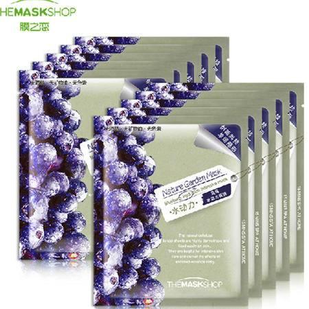 膜之恋蓝莓水动力面膜8002 25ML