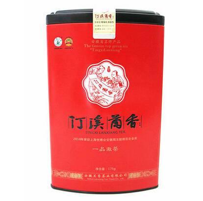 2015年新茶上市安徽名茶 汀溪兰香2 绿茶茶叶 手工绿茶 一品徽茶
