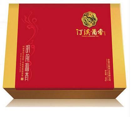 2014年新茶 安徽名茶 有机绿茶 汀溪兰香 明前沁香 礼品茶叶包邮
