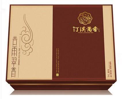 2015新茶安徽名茶绿茶汀溪兰香 谷雨翠香 300g礼盒装