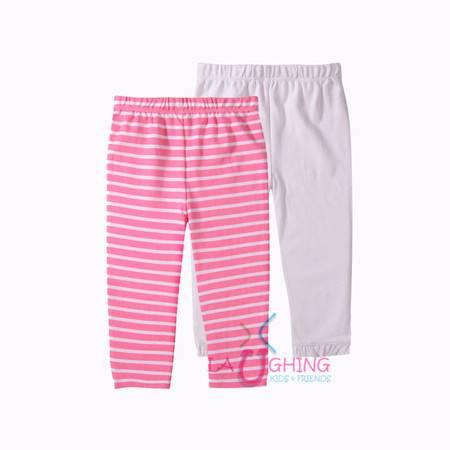 婴童全棉家居长裤两件套
