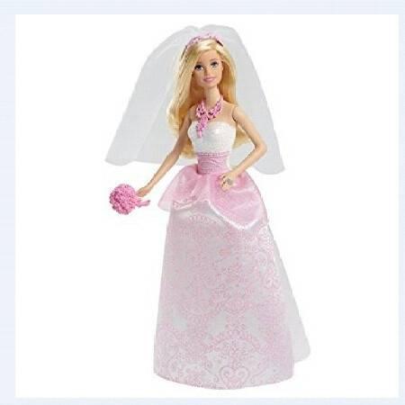 新娘芭比(粉色)