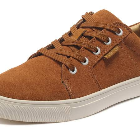 IVG 专柜新款2015春夏男士低帮真皮板鞋休闲鞋韩版男鞋单鞋子潮