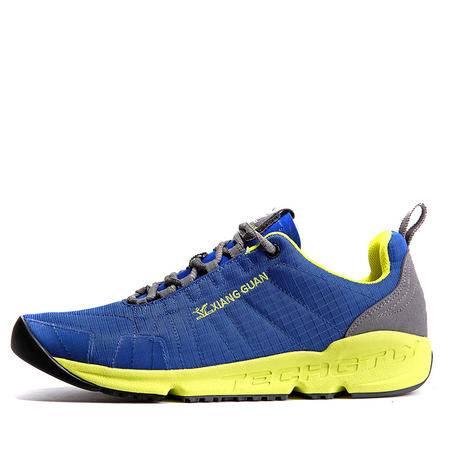 徒步鞋男夏季登山鞋女透气男鞋低帮轻便运动户外鞋情侣款越野跑鞋X1609