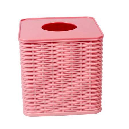 茶花藤式手纸筒厕所纸巾筒纸巾抽盒纸架个性可爱创意塑料0915