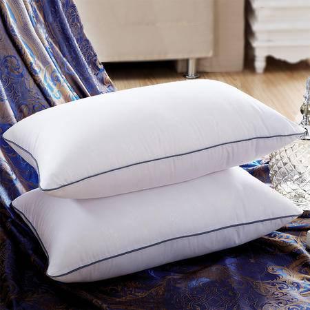 枕头 枕芯 水洗 枕头 单人学生枕 酒店枕头 舒适加强型枕头【全国包邮】【新款】