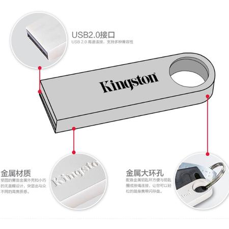 金属可爱迷你U盘32G金属外观钥匙扣形状安全迷你U盘【全国包邮】【新款】