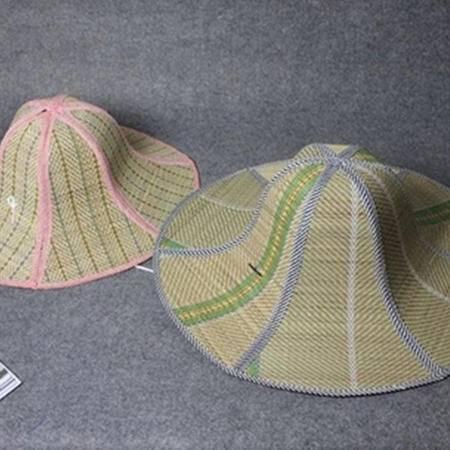 大沿边帽可折叠太阳帽防晒遮阳防晒田园草帽直径37CM【多省包邮】【新款】