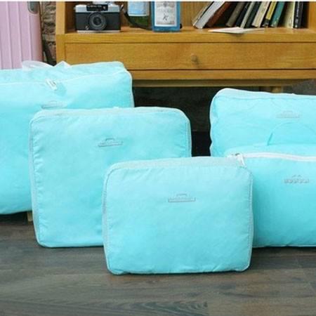 家用衣物收纳袋玩具收纳行李袋杂物收纳五件套【全国包邮】