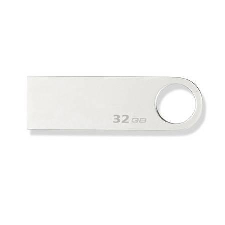USB2.0  金属钥匙扣形状  32g u盘