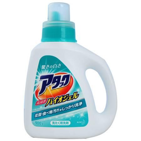 花王/KAO 洁霸洗衣液 高净透洗衣液  深层去渍
