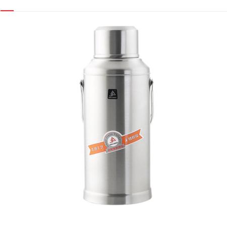 鼎盛 3.2L不锈钢玻璃内胆热水保温壶开水瓶 ZS-9802