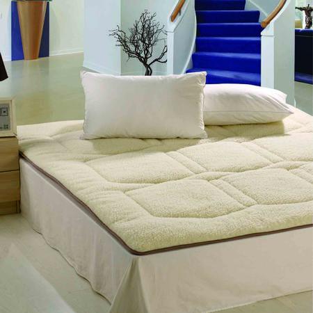 奢华澳毛床垫