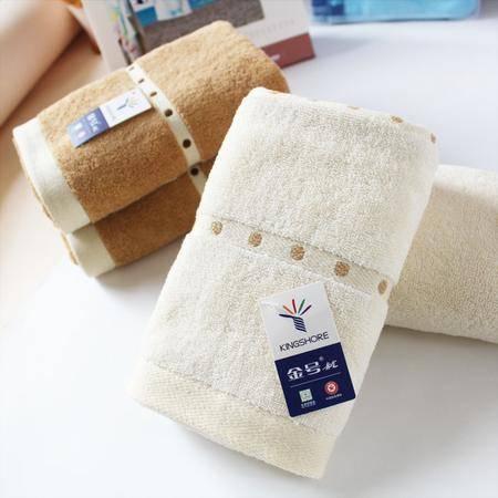 金号专柜正品经典高质纯棉柔软吸水毛巾简洁实惠加疯抢毛巾