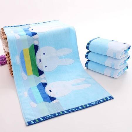 金号专柜正品/爆款米菲兔纯棉割绒加厚加大情侣款毛巾