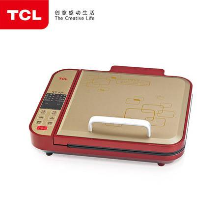 TCL 金樽电饼铛TK1-PJ1202A