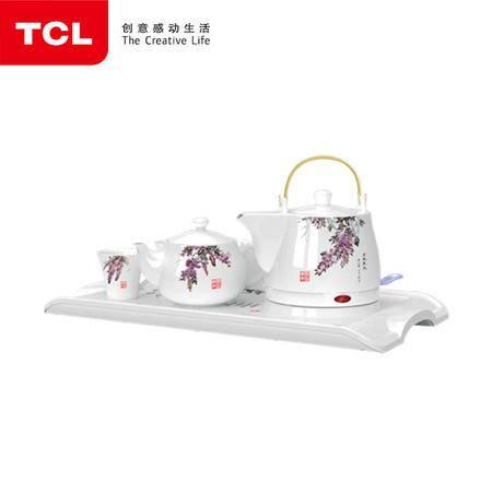 TCL 紫气东来陶瓷套装壶TA-ZT102A