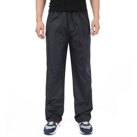 新品中老年男士休闲长裤加肥加大款长裤松紧腰裤子宽松纯色运动裤LJ-A6862加大长裤