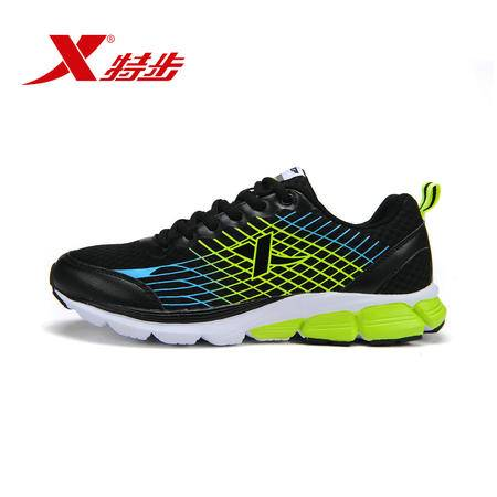 特步官方正品男跑鞋冬季新款休闲运动鞋984119119512