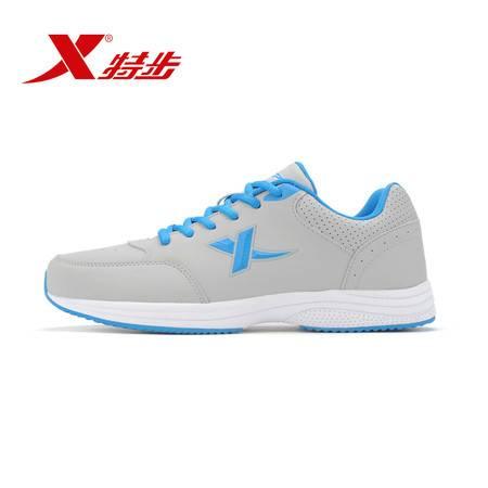 特步正品新品保暖舒适耐磨慢跑步鞋986419119365