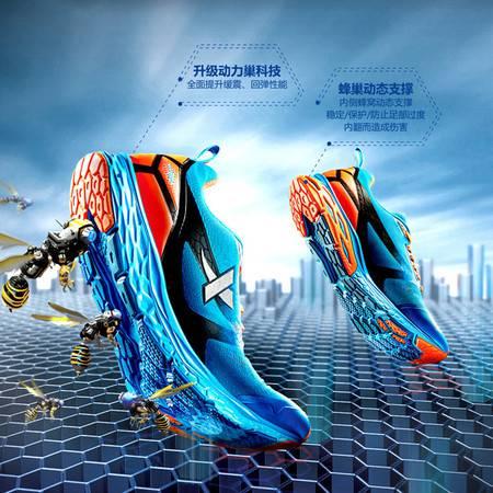 特步动力巢男跑鞋广告同款2016新款春季运动鞋984119115877