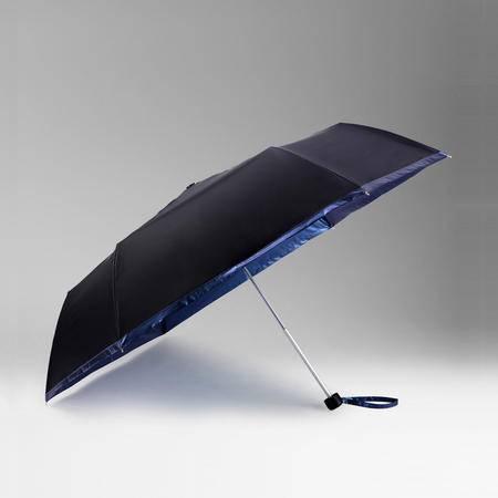 德国酷波德kobold三折超轻双层防uv铅笔晴雨伞