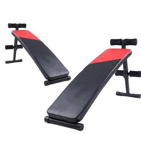 居康仰卧起坐健身器材家用收腹器仰卧板JFF005AB