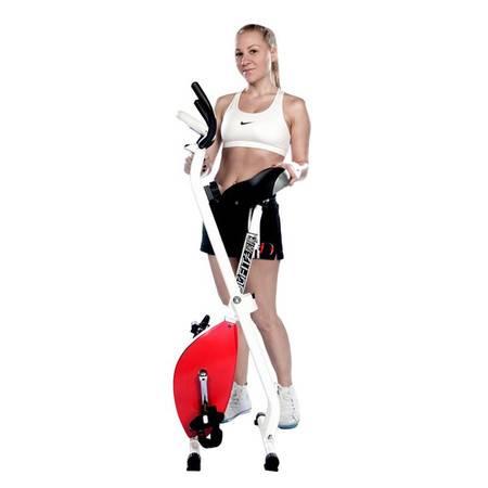 居康家用动感磁控车X形健身单车JFF012T
