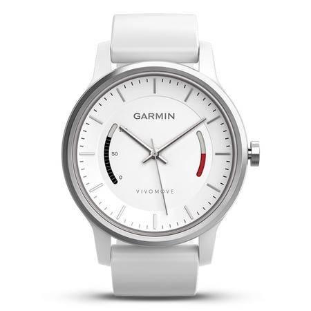 佳明(GARMIN)健康时尚运动智能手表vivomove(胶表带)