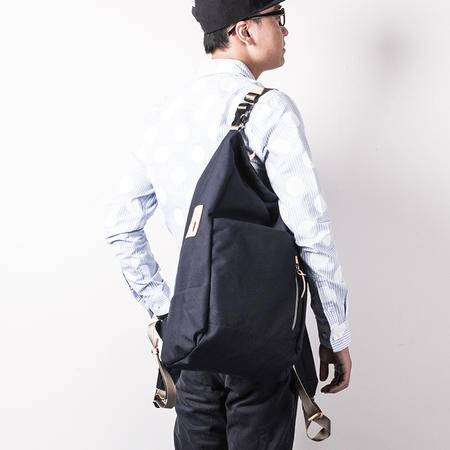 佑一良品休闲男女双肩包单肩包 韩版电脑包背包书包潮
