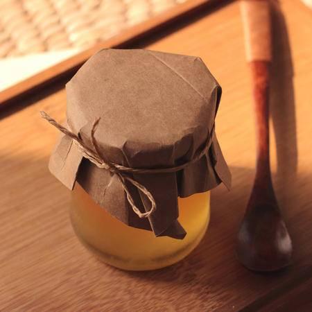 七井七宝土蜂蜜农家蜂蜜土蜜纯天然百花蜜绿色食品150g包邮