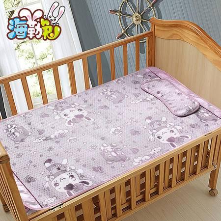 儿童凉席夏 宝宝席子婴儿凉席 儿童幼儿园席子新生儿草席送枕头