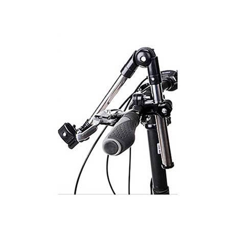 心诺 HM44黑色 加厚自行车撑雨伞架