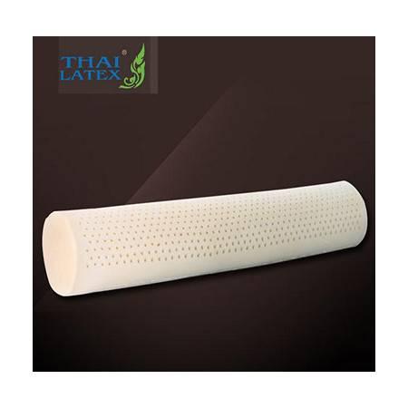 泰国进口THAL LATEX纯天然橡乳胶圆柱型抱枕