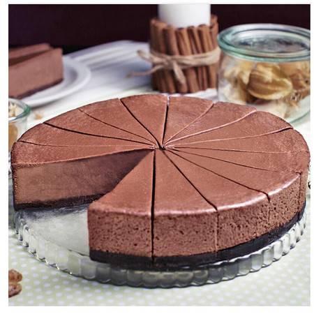 【CHEESEBERRY芝士百丽】巧克力芝士蛋糕 1000克 CB005