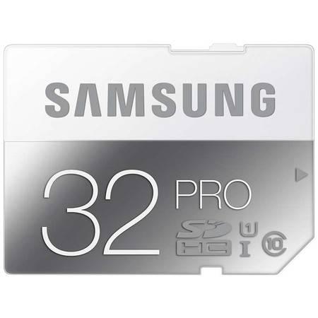 三星(SAMSUNG)SD存储卡相机内存卡单反储存卡80MB/s 专业版EVO 16GB