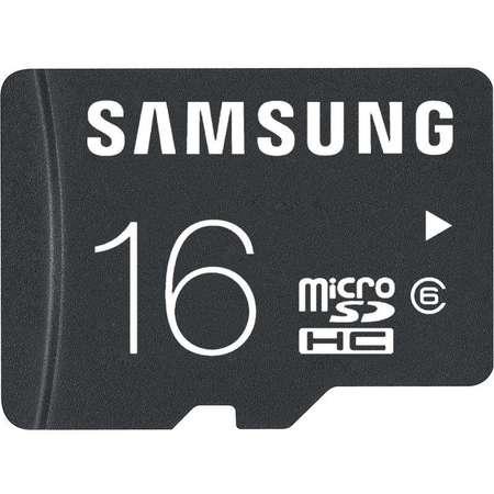 三星 SAMSUNG TF存储卡手机内存卡存储卡 16GB (C6 24MB/s )标准版