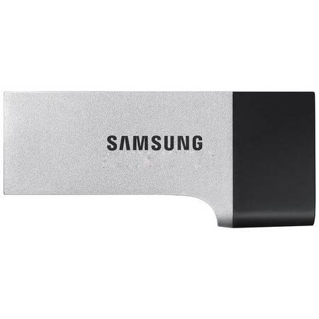 三星(SAMSUNG)OTG USB3.0 手机U盘电脑优盘 二合一 32GB