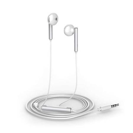 华为 HUAWEI AM116 半入耳式耳机手机线控耳机 音乐耳机30个优惠装